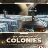 Image de Terraforming mars - Colonies
