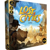 Image de Lost cities - le duel