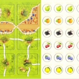 Image de Carcassonne - Die Obstbäume (les arbres fruitiers)