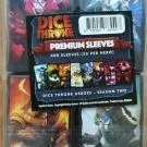 Image de Dice Throne : Card sleeves bundle season 2