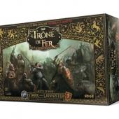 Image de Le Trône de Fer - Le Jeu de Figurines - La Boîte de Base Stark vs Lannister