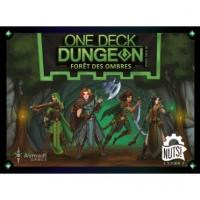 Image de One deck dungeon - Forêt des ombres