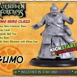 Image de Forbidden Fortress Hero Sumo KS exclusive