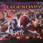 Image de Legendary : Marvel Deck Building - Civil War