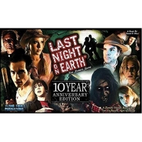 Image de last night on earth 10th anniversary edition