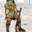 Image de Les poilus : Soldats Anglais