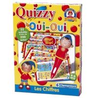 Image de Quizzy Oui-Oui - Les chiffres - Les jeux du Petit Savant