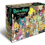 Image de Rick and Morty: Total Rickall Card Game