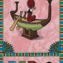Image de Nefertiti - Carte La Barque Solaire