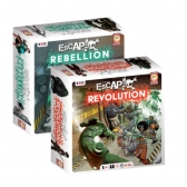 Image de Escape - révolution + rébellion