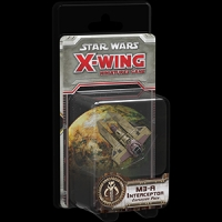 Image de X-Wing - Intercepteur M3-A