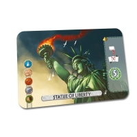 Image de 7 Wonders Duel – Statue of Liberty V2