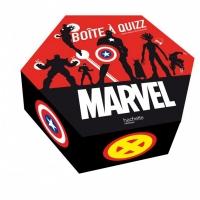 Image de Boite à Quizz - Marvel