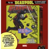 Image de Livre jeu Deadpool