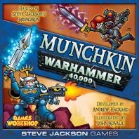 Image de Munchkin Warhammer 40.000