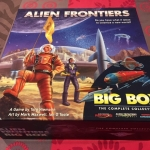 Image de Alien Frontiers - Big Box : The Complete Collection