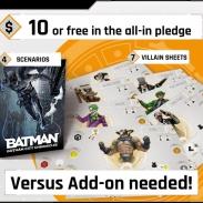 Image de Batman : Gotham City Chronicles - scénarios supplémentaires