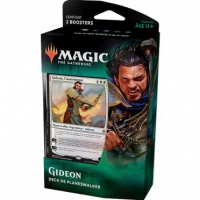 Image de Magic the Gathering : La Guerre des Planeswalkers - Deck Gideon