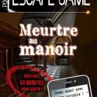 Image de Escape Game - Meutre au manoir
