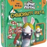 Image de Les Lapins Crétins - Choucroute Berta