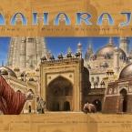 Image de Maharaja - Le jeu des bâtisseurs de palais