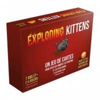 Image de Exploding Kittens jeu de base