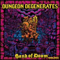 Image de Dungeon Degenerates : Hand of Doom