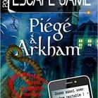 Image de Escape Game - Piégé à Arkham