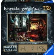 Image de Escape puzzle - Laboratoire de dragonologie