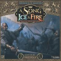 Image de A Song of Ice & Fire: Tabletop Miniatures Game – Free Folk Starter Set