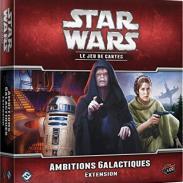 Image de Star Wars JCE - Ambitions galactiques