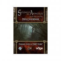 Image de Le Seigneur des anneaux JCE - Deck Cauchemar : Passage dans la Forêt Noire