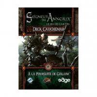 Image de Le Seigneur des anneaux JCE - Deck Cauchemar : A la Poursuite de Gollum