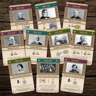 Image de Freedom: The underground railroad - promo cards