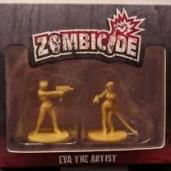 Image de Zombicide Survivor Eva