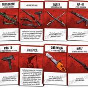 Image de Zombicide - Experiences cards - Kickstarter exclusivité - 110 cartes armes en plus