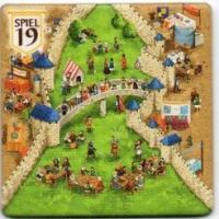 Image de Carcassonne - Spiel 2019