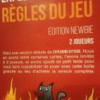 Image de Exploding Kittens - Edition Newbie pour 2 Joueurs