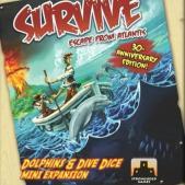 Image de Survive : Escape from Atlantis! - dolphins and dive dice - mini expansion