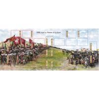 Image de 1066, Dans la fureur et le sang - Tapis de jeu