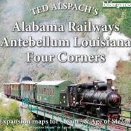 Image de Age of Steam - Alabama Railways, Antebellum Louisiana & Four Corners