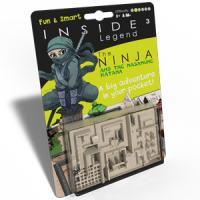 Image de Inside 3 Legend: the ninja