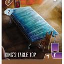 Image de Architectes du royaume de l'ouest - Carte King's Table Top