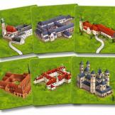 Image de Carcassonne : Mini extension - Abbayes d'Allemagne