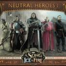 Image de A Song of Ice & Fire: Tabletop Miniatures Game - Neutral heroes 1