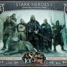 Image de A Song of Ice & Fire: Tabletop Miniatures Game - Stark  heroes 1