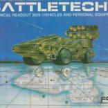 Image de Battletech - Technical Readout 3026