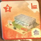 Image de Quadropolis - Tuile Fabrique de jeux