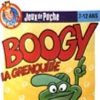 Image de Boogy la Grenouille
