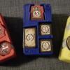 Image de 7 wonders - Lot de trois supports game tray
